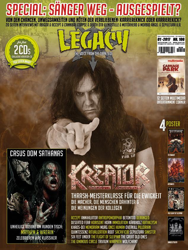 Legacy Ausgabe #106